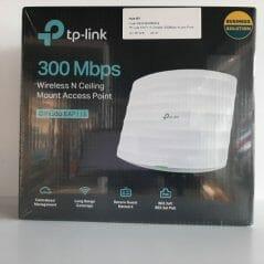 TP Link EAP115 300Mbps Wireless N Access Point met Plafondbevestiging