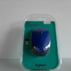 Logitech M171 blauw