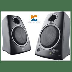 Logitech z130 speakers zwart