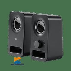 Logitech z150 speakers zwart