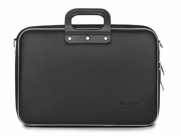 Bombata Business Classic Laptoptas - Black - 15