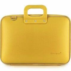 Bombata Classic Laptoptas - Saffron Yellow - 15