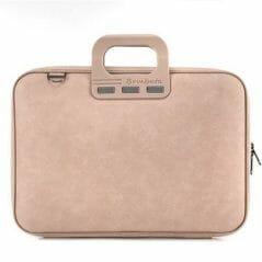 Bombata Denim Laptoptas - Pink - 15