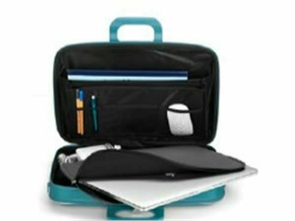 "Bombata Business Classic Laptoptas - Dark blue - 15"""