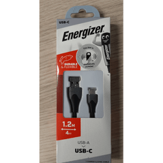 Energizer USB-A to USB-C - 1.2m