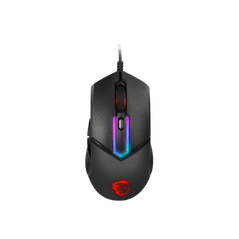 MSI GM30 Clutch Gaming Mouse Optical Wired RGB light