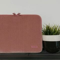 Tucano Velluto Sleeve - Pink